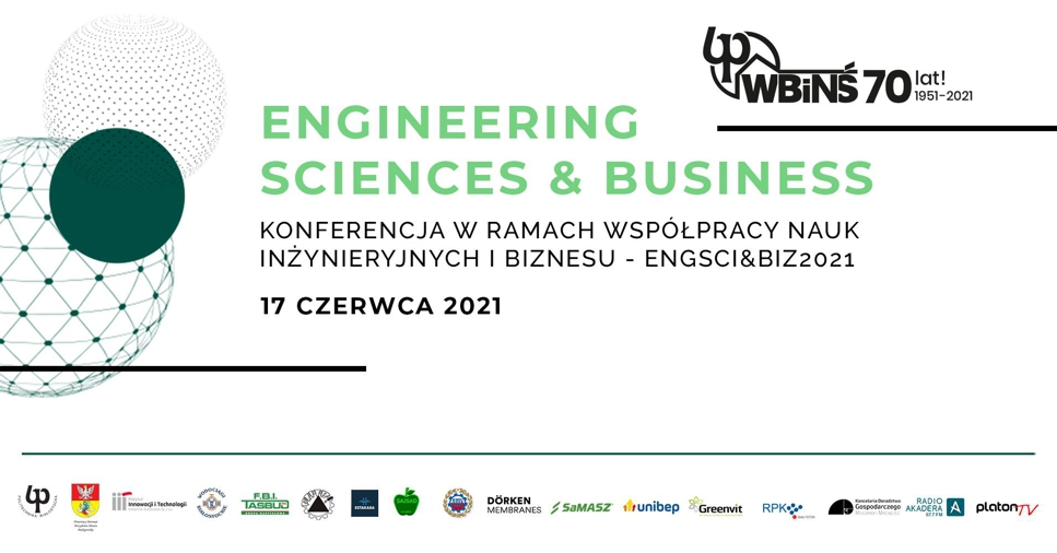 Konferencja Engineering Sciences & Business 2021